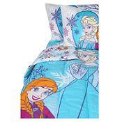 Set de cama Frozen 1.5 plazas