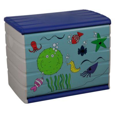 Baúl de plástico Acuario Producto Exclusivo
