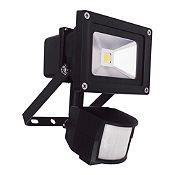 Reflector LED 10 W con Sensor