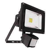 Reflector LED 20 W con Sensor