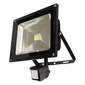 Reflector LED 30 W con Sensor