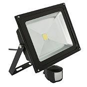 Reflector LED 50 W con Sensor