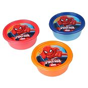 Set x3 unid Box Spiderman