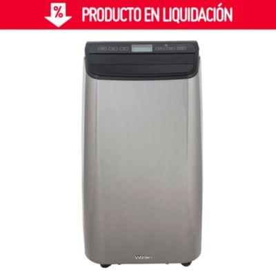 Aire acondicionado portatil 9000 btu Sodimac sanitarios precios
