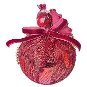 Esfera con decoracion 8cm
