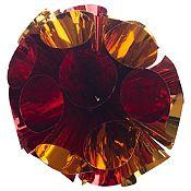 Esfera dorada 6cm x6