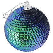 Esfera azul noche 8cm