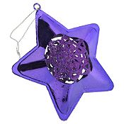 Estrella metalica 10cm