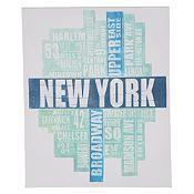 Cuadro New York 40x50cm
