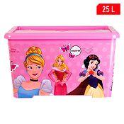 Caja organizadora Princesas 25L