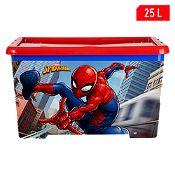 Caja organizadora Spiderman 25L