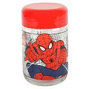 Frasco de vidrio Hombre araña