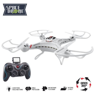Dron a control remoto Bplug