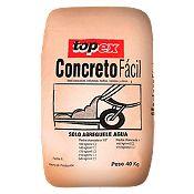 Topex Concreto Fácil 40 kg