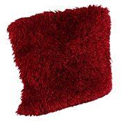 Cojín Abundance rojo 43x43cm