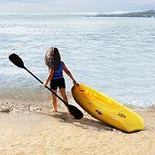Kayak daylite amarillo 183 cm