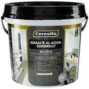 Esmalte al agua Blanco Semibrillo 1gl