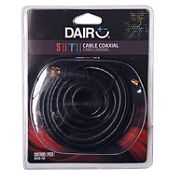 Cable Coaxial Term F 5 m Negro