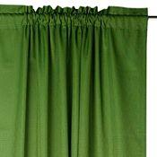 Cortina ventana verde