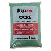 Ocre Verde Bolsa 1 kg