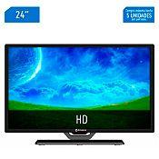 Televisor Básico LED HD 24