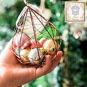 Adorno gota con esferas 11cm