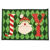 Alfombra Navidad Joy 40x60cm