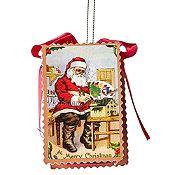 Regalo Retro Santa Holy Nigth 8cm
