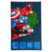 Alfombra Avengers 80x120cm