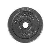 Disco negro 2.5 Kg