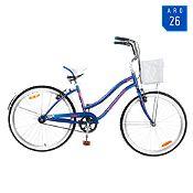 Bicicleta azul BC2672