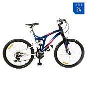 Bicicleta azul/blanca BD2445
