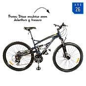 Bicicleta azul BD2667