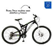 Bicicleta negra BD2765NGN