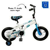 (Regular S/329) Bicicleta Aro 12 Max Steel