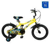 Bicicleta amarilla BM1615