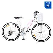 Bicicleta blanca BM2616
