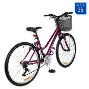 Bicicleta morada BM2616