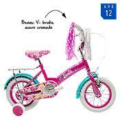 Bicicleta fucsia/rosada BN1262