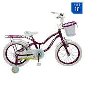 Bicicleta morada BN1610