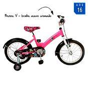 Bicicleta fucsia BN1660