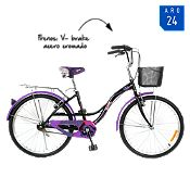 Bicicleta negro BN2460NGN