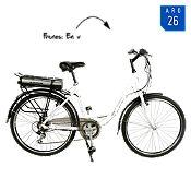 Bicicleta blanca GW14ET501