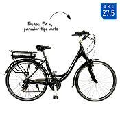 Bicicleta negro GW14ET601