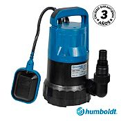 (Regular S/449.9) Bomba Sumergible 0.3 HP