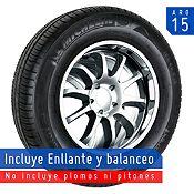 Llanta 195/65 R15 91 HENERXM2GRLLA