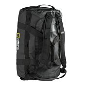 Duffle negro 110 L impermeable