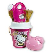 Balde playa Hello Kitty Princess