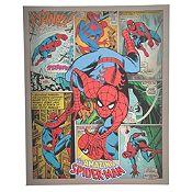 Cuadro Spiderman 40x50cm