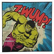 Cuadro Hulk 40x40cm